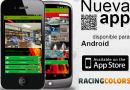 Nueva App de Racing Colors
